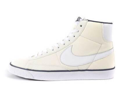 Nike Blazer Mid Vintage APC White Midnight Navyの写真