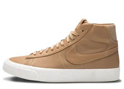 Nike Blazer Studio Mid Vachetta Tanの写真