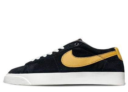 Nike SB Blazer Low GT Black Wheat Whiteの写真