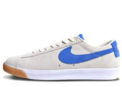 Nike SB Blazer Low Pale Ivory Pacific Blueの写真