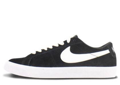 Nike SB Blazer Low Black Whiteの写真