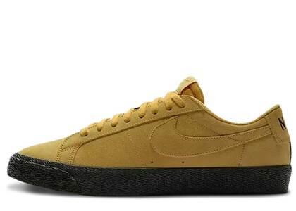 Nike SB Zoom Blazer Low Yellow Ochreの写真