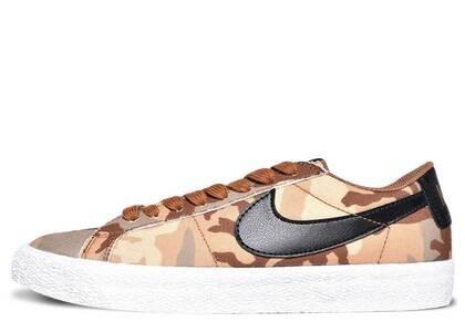 Nike SB Blazer Low Canvas Desert Camoの写真