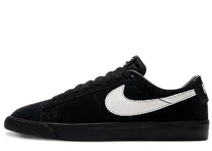 Nike SB Blazer Zoom Low GT Black Whiteの写真