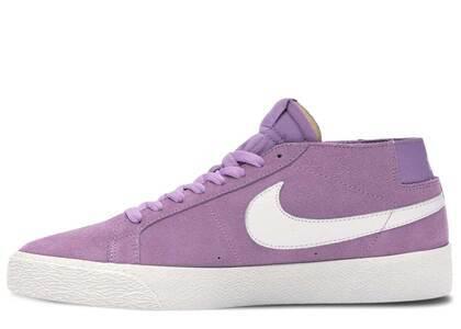 Nike SB Zoom Blazer Chukka Violet Starの写真