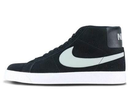 Nike SB Blazer Black White Base Greyの写真