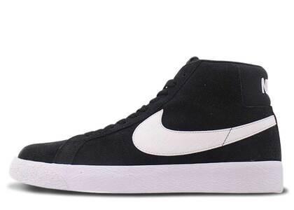 Nike SB Zoom Blazer Mid Black Whiteの写真