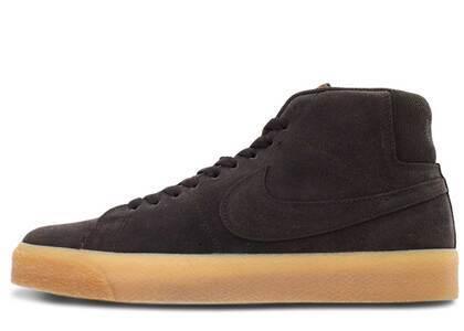 Nike SB Zoom Blazer Mid Velvet Brownの写真