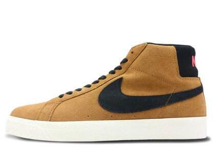 Nike SB Blazer Mid Light British Tanの写真