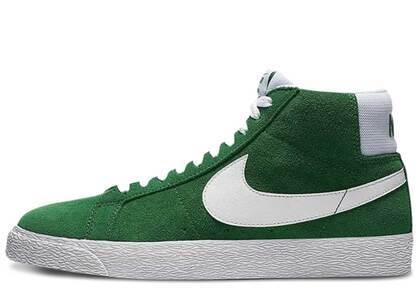 Nike SB Blazer Mid Pine Greenの写真