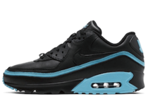 Nike Air Max 90 Undefeated Black Blue Furyの写真