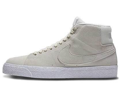 Nike SB Zoom Blazer Mid Decon Summit Whiteの写真