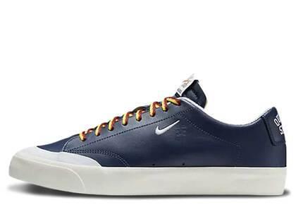Nike SB Blazer Low XT Quartersnacks Navyの写真