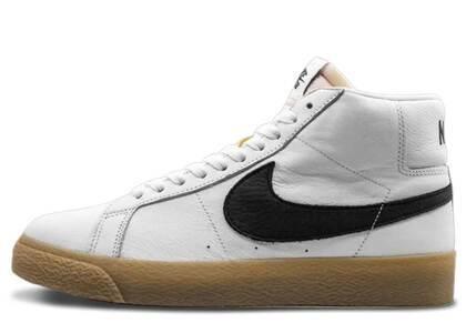 Nike SB Zoom Blazer Mid ISO Orange Label White Gumの写真