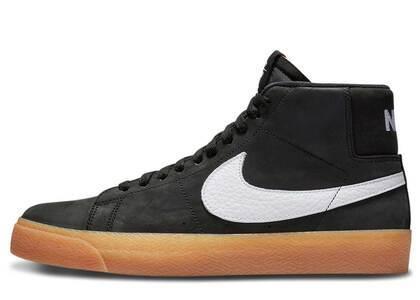 Nike SB Zoom Blazer Mid Orange Labelの写真