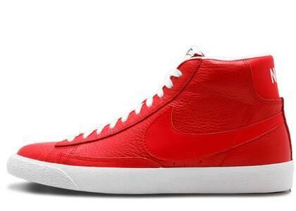 Nike Blazer Mid Game Redの写真