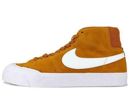 Nike SB Blazer Zoom Mid Circuit Orangeの写真