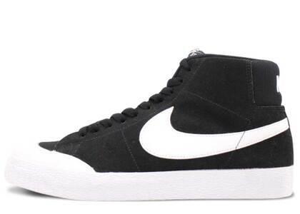 Nike SB Zoom Blazer Mid XT Black White Gumの写真