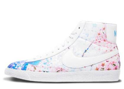 Nike Blazer Mid Cherry Blossom Womensの写真