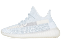 Adidas Yeezy Boost 350 V2 Cloud White Reflectiveの写真
