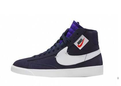 Nike Blazer Mid Rebel Blackened Blue Womensの写真