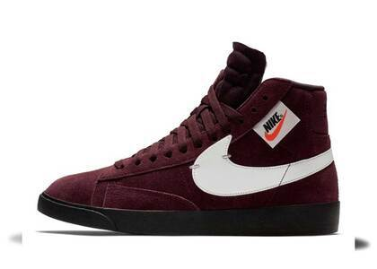 Nike Blazer Mid Rebel Burgundy Crush Womensの写真