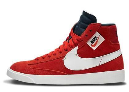 Nike Blazer Mid Rebel Habanero Red Womensの写真
