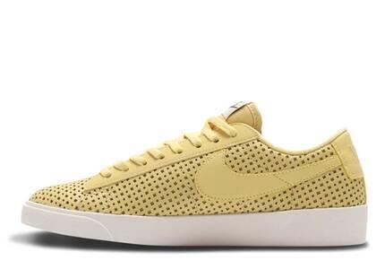 Nike Blazer Low Lemon Wash Womensの写真