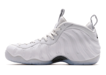 "AIR FOAMPOSITE PRO ""ALL-STAR"" VAST GREY/BLACK-VAST GREY"