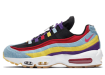 Nike Air Max  95 Psychic Blue/Chrome Yellowの写真