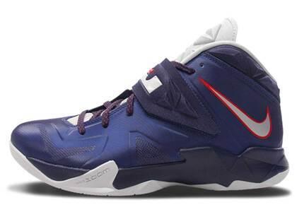 Nike LeBron Zoom Soldier 7 Deep Royal Blueの写真