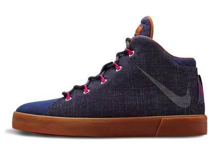 Nike LeBron 12 NSW Fireberry Denimの写真