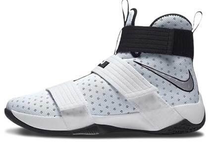 Nike LeBron Zoom Soldier 10 Team Bank Whiteの写真