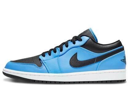 Nike Air Jordan 1 Low University Blueの写真