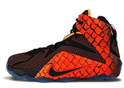 Nike LeBron 12 Reptile GSの写真