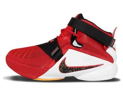 Nike LeBron Zoom Soldier 9 Red Champ GSの写真
