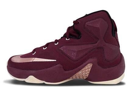 Nike LeBron 13 Bronze GSの写真