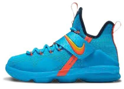 Nike LeBron 14 Cocoa Beach GSの写真