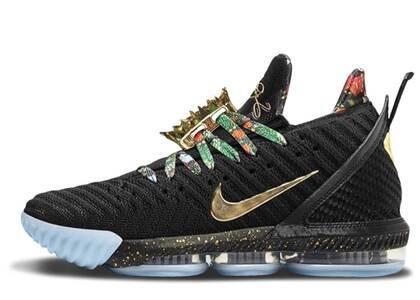 Nike LeBron 16 Watch the Throne GSの写真