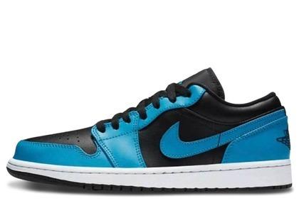 Nike Air Jordan 1 Low Laser Blueの写真