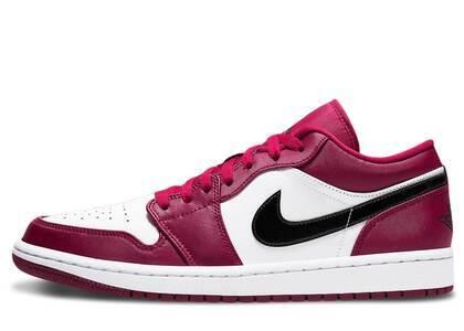 Nike Air Jordan 1 Low Noble Redの写真