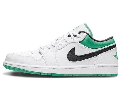 Nike Air Jordan 1 Low Lucky Greenの写真