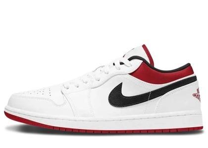 Nike Air Jordan 1 Low University Redの写真