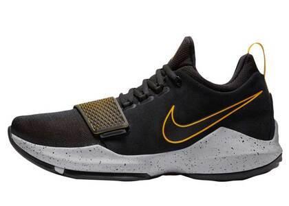 Nike PG 1 Black University Goldの写真