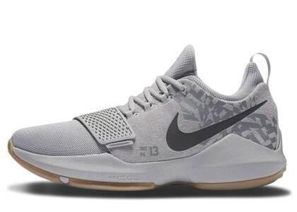 Nike PG 1 Pure Platinumの写真