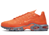 Nike Air Max Plus Deconstructed Electro Orangeの写真