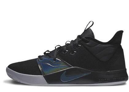 Nike PG 3 Black Iridescentの写真