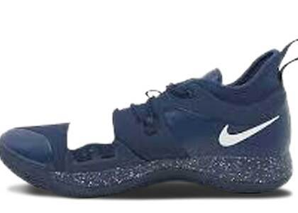 Nike PG 2.5 TB Midnight Navy Whiteの写真