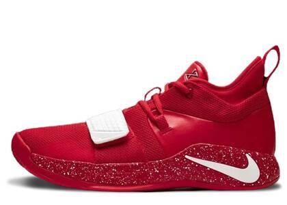 Nike PG 2.5 University Redの写真