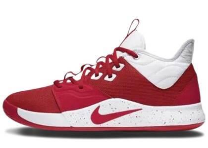 Nike PG 3 Team University Red Whiteの写真